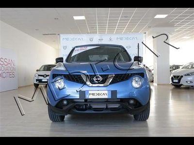 usado Nissan Juke 1.5 dCi Start&Stop Bose Personal Edition nuova a Potenza