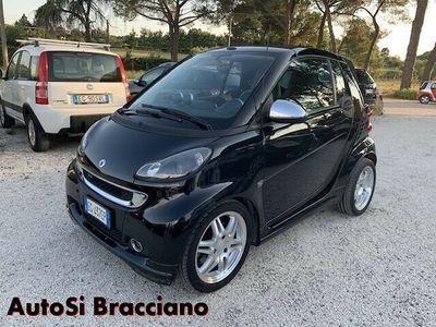 usata Smart ForTwo Cabrio 1000 72 kW BRABUS Xclusive
