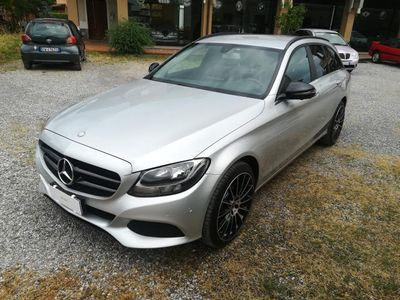 używany Mercedes C200 d S.W. Auto Sport