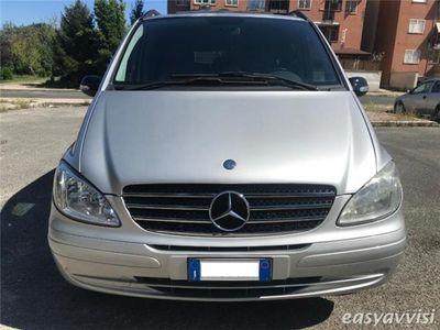 second-hand Mercedes Viano 2.2 CDI Ambiente Company