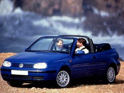 used VW Golf Cabriolet 1.6 cat Highline