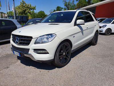 usata Mercedes ML350 CDI BluT 4Matic Premium km certificati-gomme nuove