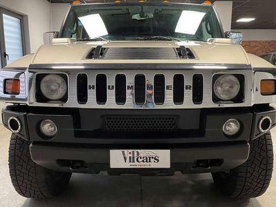 usata Hummer H2 6.0 V8 SUV Platinum '' 2 proprietari stupenda ''