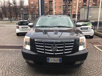 usata Cadillac Escalade 6.2 V8 Aut. Sport Luxury 7 Posti Gpl Usato