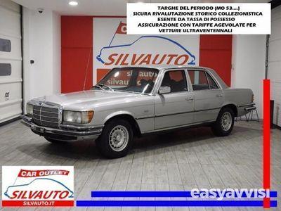 usado Mercedes 280 se w116 - iscritta asi benzina