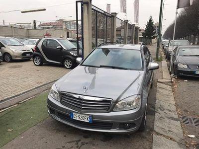usata Mercedes C220 CLASSE CCDI S.W. Eleg.