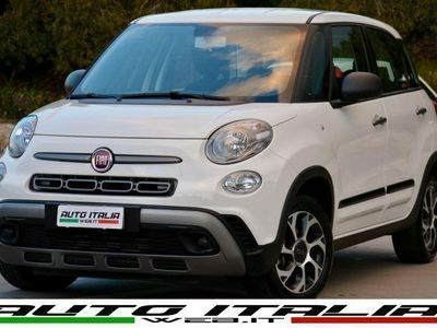 usata Fiat 500L 1.3MJT 95CV CROSS EURO 6D-TEMP+LED+NAV