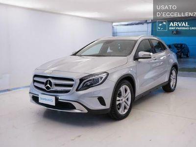 usata Mercedes 170 GLA Sport 4matic automatico 2.1 Diesel