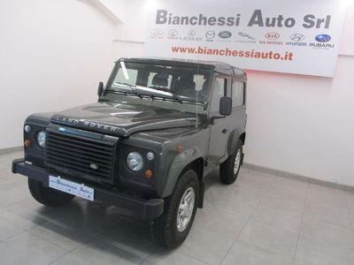 used Land Rover Defender 110 2.4 TD4 CrewCab E