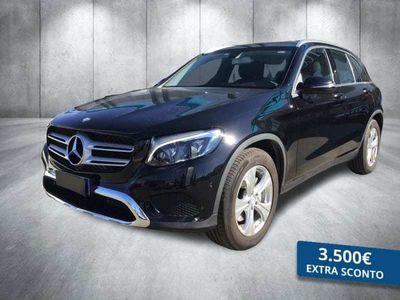 usata Mercedes GLC220 CLASSE GLCd Sport 4matic auto