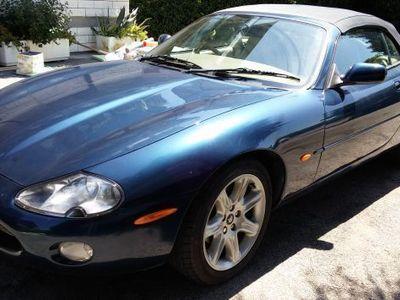 usata Jaguar XK8 4.0 Cabriolet iscrivibile ASI ( di interesse storico )