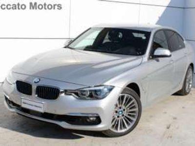 usata BMW 330e iperformance luxury elettrica/benzina