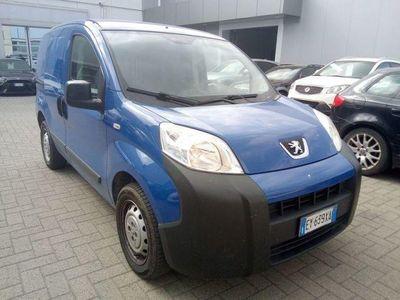 used Peugeot Bipper 1.3 HDi 75CV FAP Furgone NO CLIMA - PREZZO 4500+IVA - Autocarro N1