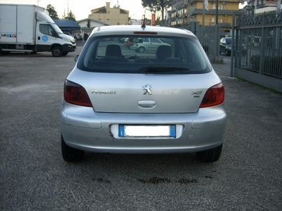 usata Peugeot 307 usata del 2005 a Cava De' Tirreni, Salerno
