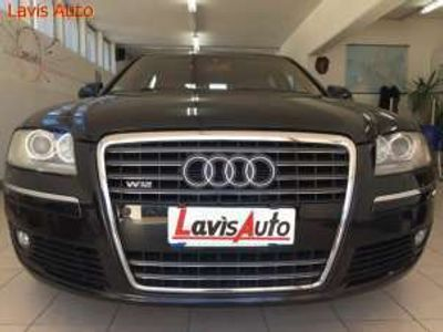 usata Audi A8L W12 6.0 quattro tiptronic rif. 13959761