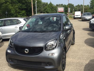 usata Smart ForFour forfour 90 0.9 Turbo Passion