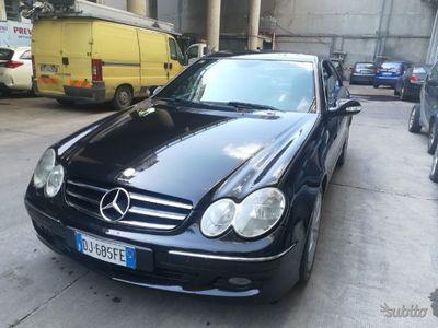usata Mercedes CLK220 Classecdi 150cv autom