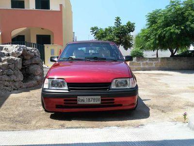 usata Opel Kadett E Cabrio '89