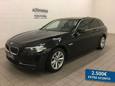 usata BMW 520 SERIE 5 TOURING d touring Business 190cv auto