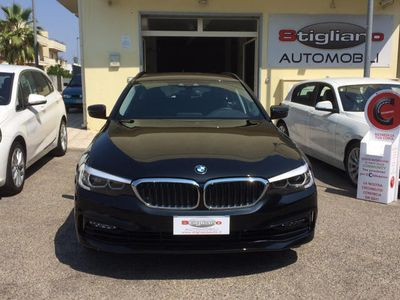 usata BMW 520 Serie 5 (G30/G31) aut. Touring Sport ITALIA
