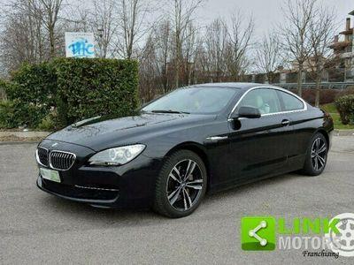 usata BMW 640 D Serie 6 COUPÈ FUTURA XDRIVE - 2.993 CC