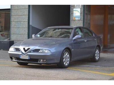 usata Alfa Romeo 166 2.4 Jtd Cat Progression Usato