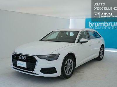 usata Audi A6 Avant business tiptronic
