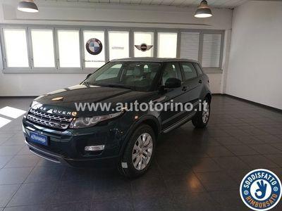 used Land Rover Range Rover evoque EVOQUE 2.2 td4 Pure Tech Pack 150cv 5p auto 9m