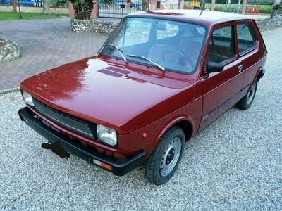 usata Fiat 127 seconda serie 900l