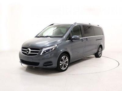 usata Mercedes Vaneo (W414) 250 d Automatic Premium Business Extralong
