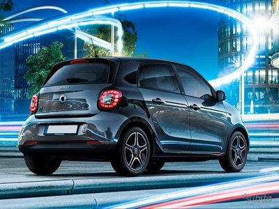 usata Smart ForFour Electric Drive forfour EQ Passion