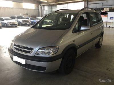 usata Opel Zafira 2.0 16V DTI Elegance 7 Posti