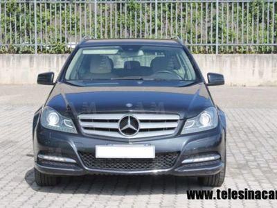 usata Mercedes 200 Classe C Station WagonCDI BlueEFFICIENCY Elegance usato