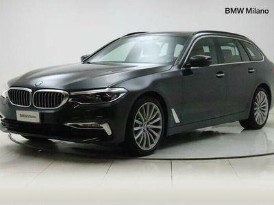 usata BMW 530 d Touring Luxury