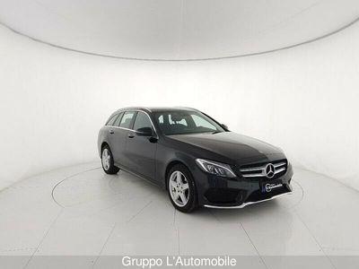 usata Mercedes 220 Classe C Classe C-S205 2014 SW C SWd (BT) Premium auto