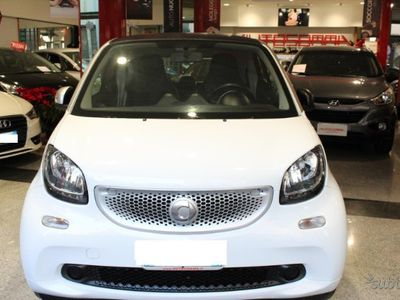 gebraucht Smart ForTwo Cabrio fortwo 70 1.0 twinamic Passion
