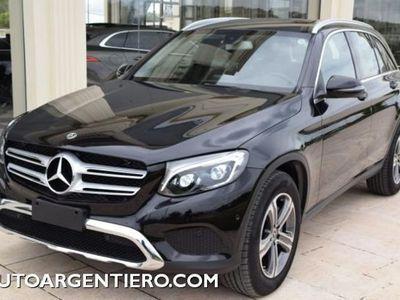 usado Mercedes GLC220 d 4Matic Sport FARI LED PACK EXCLUSIVE NAVI rif. 11467070
