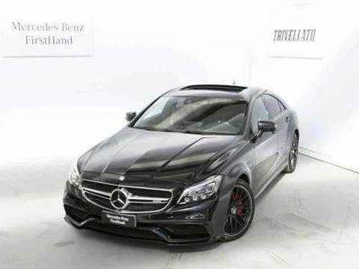 usata Mercedes CLS63 AMG AMG S 4Matic