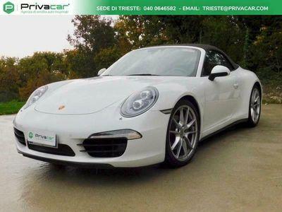 usata Porsche 911 Carrera 4S Cabriolet 911 911 3.8