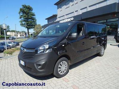 used Opel Vivaro 29 1.6BiTurbo145CV L2H1 9POSTI €18.500+IVA