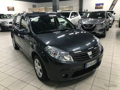 usata Dacia Sandero 1.4 8V GPL Ambiance NEOPATENTATI