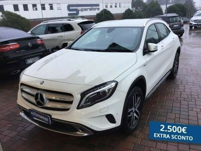usata Mercedes GLA180 180 d (cdi) Enduro auto