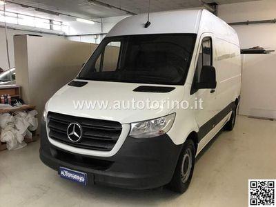 usata Mercedes Sprinter VAN314 cdi T 37/35 EVI
