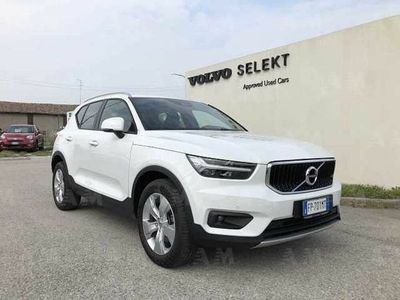 brugt Volvo XC40 XC40D4 AWD Geartronic Momentum