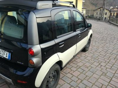 second-hand Fiat Panda Cross