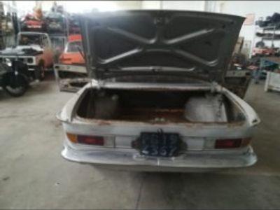 usado BMW 2000C/CS