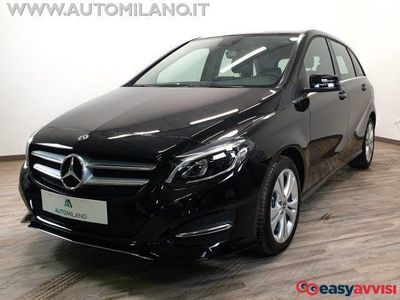used Mercedes B180 d Sport