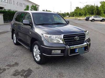usata Toyota Land Cruiser V8 4.5 D4-D 5 posti