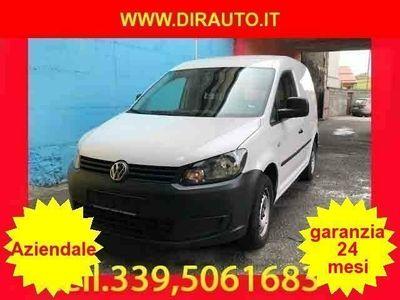 used VW Caddy 1.6 TDI 75 CV 3p. Ecoprofy Van