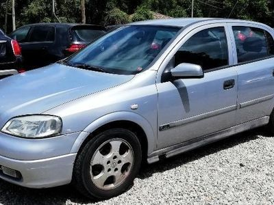 używany Opel Astra 1.7 16V DTI cat 5 porte Club